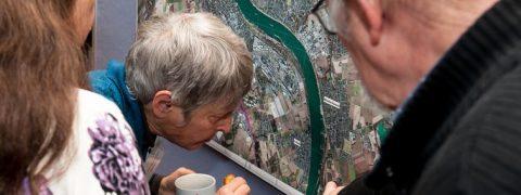 Bürger beteiligen sich an der Trassenfindung