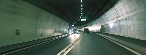 Ein Tunnel